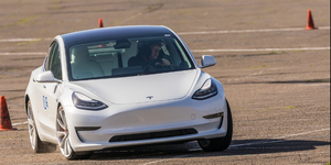 The Model 3 Performance is surprisingly fun at an autocross, as we found out.