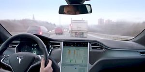 Tesla Autopilot Version 8.0 brings more radar functions, along with off-ramp use, to the EV maker's lineup.