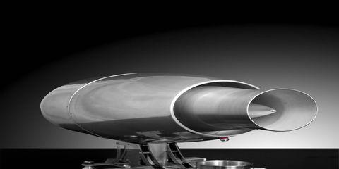 1. Aviatore Veloce Turbojet
