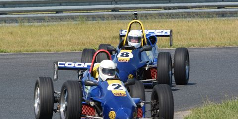 Bertil Roos offers 2-, 3-, and 5-day driving schools for novices, amateurs and professionals.