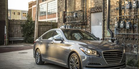 Our long-term 2015 Hyundai Genesis basically does everything right.