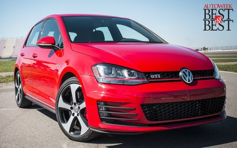 The 2015 VW GTI gives us more of everything we've come to love about this perennial favorite.