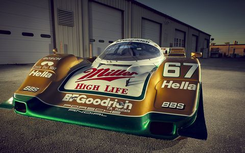 Porsche 962 was introduced in 1982 as a replacement for the 956.