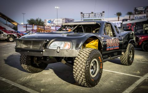 A pre-screening of Dana Brown's long awaited sequel, Dust 2 Glory at the 2017 SEMA show