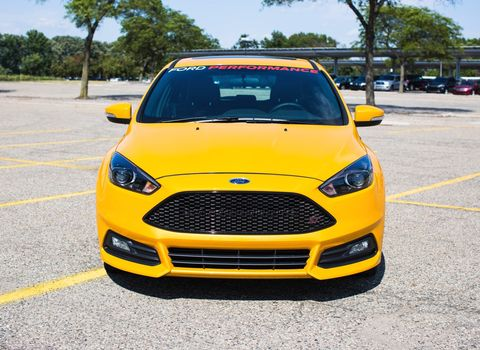 The MP275 Focus ST performance upgrade produces up to 296 lb.-ft. of torque with 93-octane fuel.