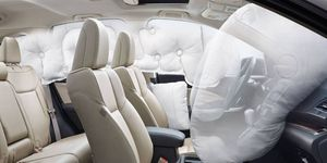 New vehicles with defective airbags are still being sold, according to a Senate report, and it's perfectly legal.