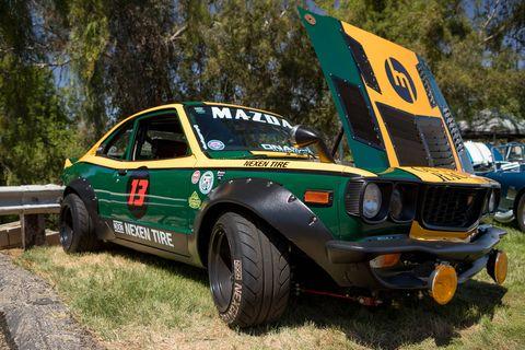 Brett Stabel's 1974 RX3