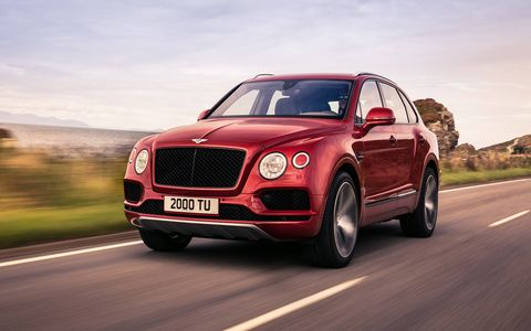 Bentley will add a twin-turbocharged 4.0-liter V8 to the Bentayga lineup across the globe, complementing the W12 gasoline and the V8 diesel versions.