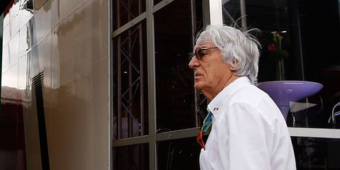 Bernie Ecclestone paid a $100 million settlement to end his bribery trial in Germany.