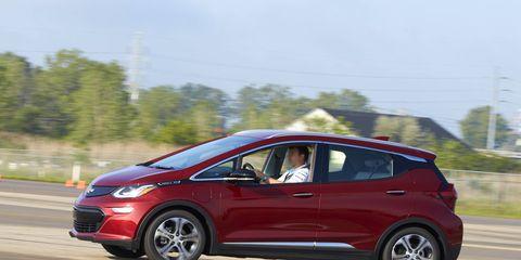 Why not autocross an Chevrolet Bolt EV?