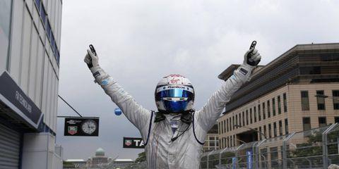 Sam Bird won the second Formula E race of the season.