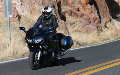 The higher-tech revisions on the 2016 Yamaha FJR1300A and FJR1300ES make it an even better super touring bike.