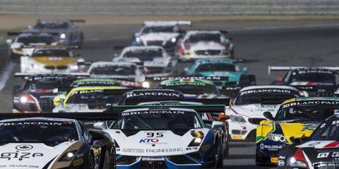The Lamborghini Blancpain Super Trofeo Series will converge on Sebring, Fla., for its world final in 2015.