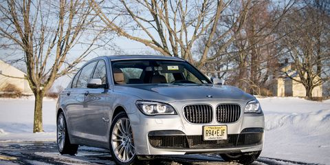 Luxury sedans that are three to four years old are coming off lease, and depreciation is brutal.