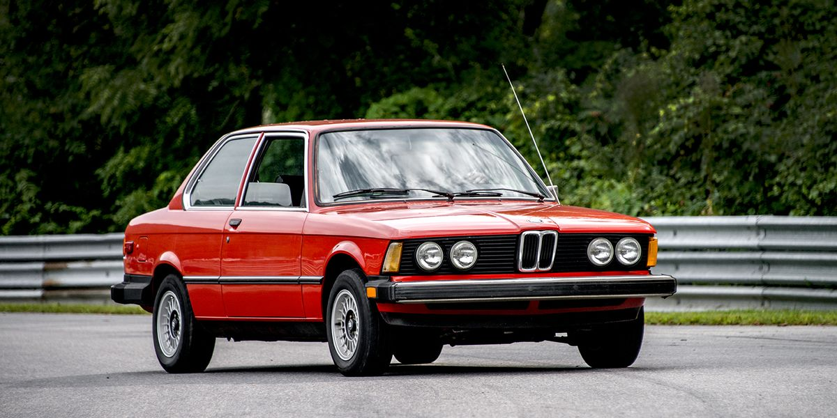 BMW 3-Series: A look back at the first six generations