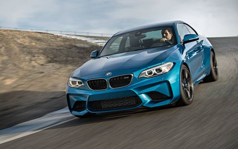 Driving the new BMW M2 may be the most fun you can have  for 50 grand.