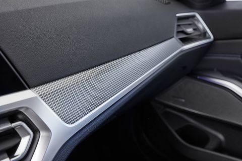 Inside the 2020 BMW 330i
