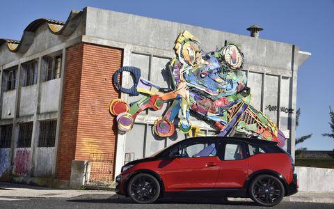2018 BMW i3s Static