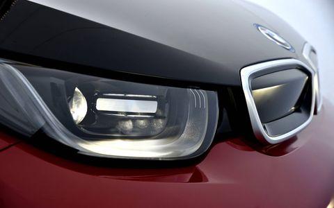 2018 BMW i3s Details and Interior