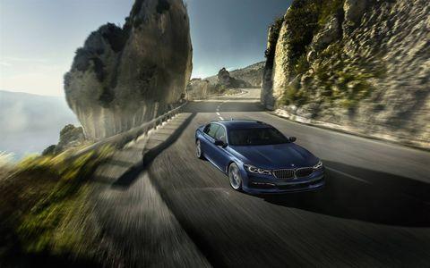 A look at the upcoming BMW Alpina B7 xDrive