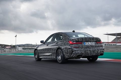 The M340i becomes the only way to get a six-cylinder 3-Series for the 2020 model year, but it's a stout performer with 382 hp.