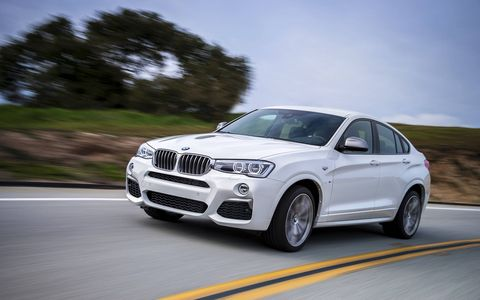 The new BMW X4 M40i fills a niche the market didn't even know it had, with a powerful, sporty yet pretty much practical Sports Activity Vehicle that is all things to all people.