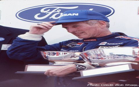 """""""Winning: The Racing Life of Paul Newman"""" is available now on iTunes, Amazon and XBox."""