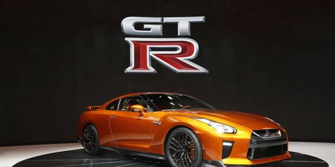 Despite the Nissan GT-R's 2017 refresh, the Nissan team is already working on the all-new Godzilla.