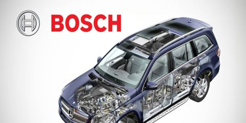 Bosch supplied a number of components for diesel engines offered by Mercedes-Benz in the U.S.