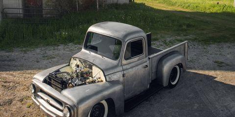 1955 International R110