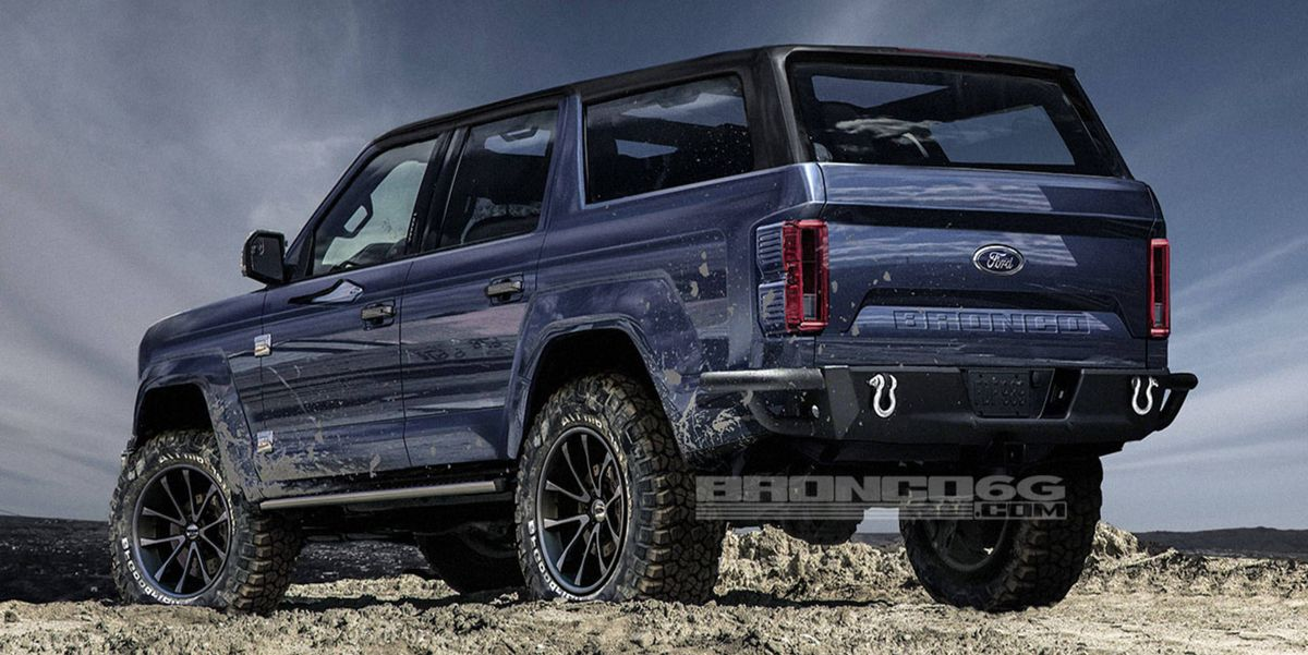 Source: Ford Bronco and Mustang Could Become Their Own Sub-Brands