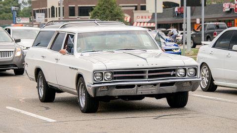 Buick Sport Wagon.