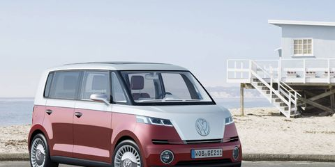 A concept VW Microbus EV similar to the Bulli is expected at CES, closely previewing a production version that will be built starting in 2017.