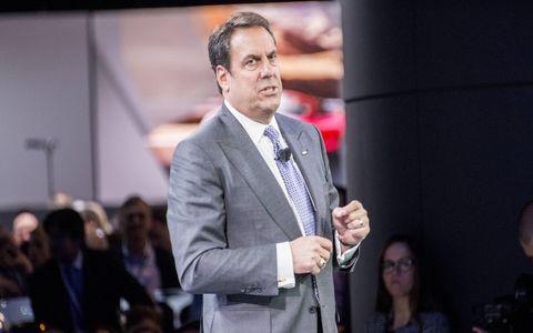 Mark Reuss, Executive VP of Global Product Development, talks about the  new Malibu.