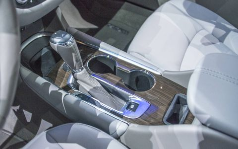 The Malibu will be offered with a eight-speed or six-speed automatic transmissions.