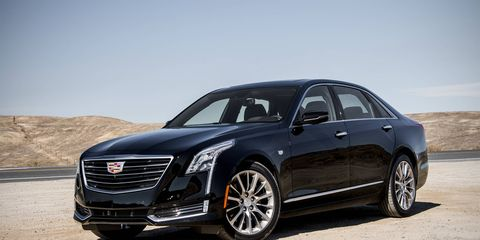 The all-new Cadillac CT6 occupies a spot between the traditional midsize and full-size sedans, with the company hoping to take on Germany's best.