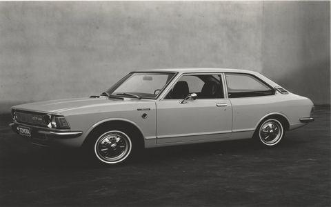 2nd gen -- 1970-1974
