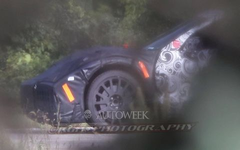 These fresh spy photos offer our best look yet at the long-rumored mid-engine Chevrolet Corvette C8.