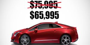 Dealers have been slashing prices on 2015 model year ELRs amid slow sales of the luxury coupe.