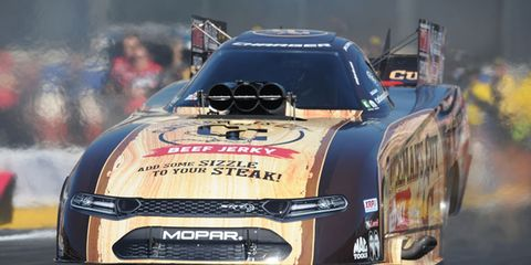 The Lucas Oil NHRA Winternationals presented by ProtectTheHarvest.com is always the site of a lot of new-car debuts. In the first of three parts, here's a look at some of the new iron.