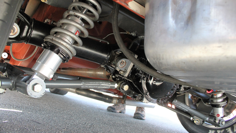 Suddenly it's 1965 again... but with better brake-cooling ducts.