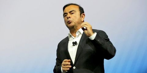 Carlos Ghosn, 64, has held leadership posts at Nissan, Renault and most recently Mitsubishi.