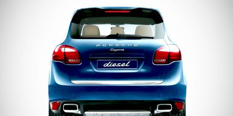 The Porsche Cayenne Diesel is one of several VW Group vehicles that uses the 3.0-liter diesel engine.
