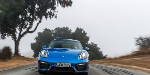 The GTS model is the greatest Cayman. A Cayman GT4, named for its homologation series, would be even greater than that.