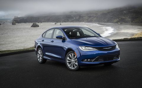 Chrysler will soldier on without a midsize sedan offering.