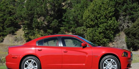 284,153 examples of the Charger sold in the U.S. are a part of a recall for airbags that may deploy if the doors are slammed.