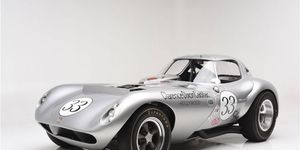 Offered by Barrett-Jackson, this 1964 Cheetah is a rare racer with a Corvette L88 V8 for a heart.