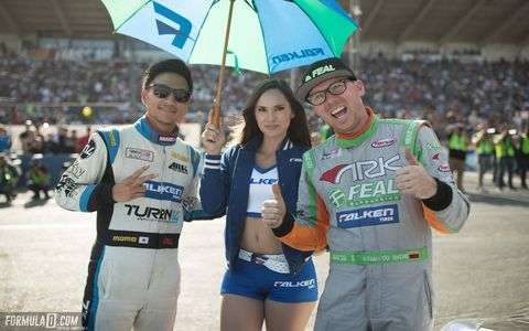 Perfect weather and close racing made for the best competition of the year so far in Formula Drift.