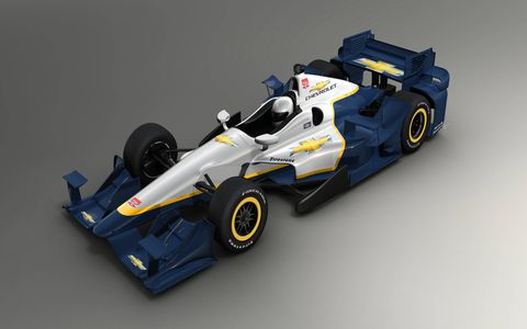 Chevrolet has released photos of the new 2015 aero kits for 2015.