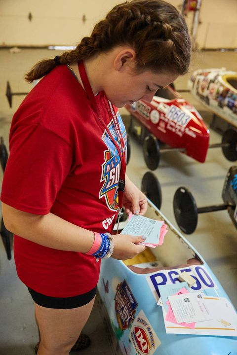 What the Soap Box Derby lost in innovation, it won back in heart and tradition.